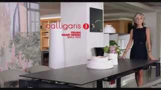 Calligaris Airport Rectangular Extra Long Extending Table, Fci Modern Furniture Store