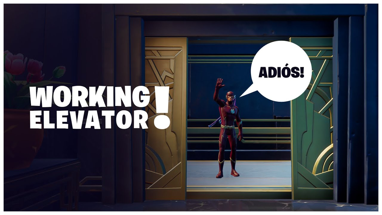 Creating an ELEVATOR with the new BARRIER device! *Season 6*