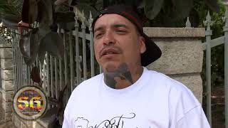 Rapper L-Boy discusses living on the streets of Pasadena and prison life