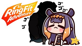 【Ring Fit Adventure】 PAIN