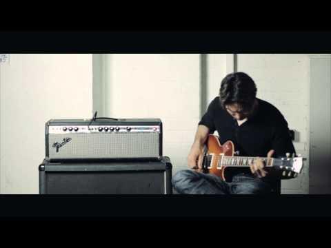 1977 Fender 'Bassman 100' Silverface Amp