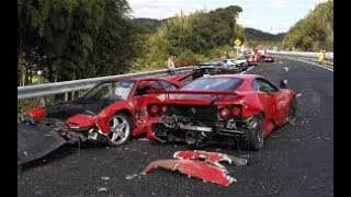 Super car crashes 2018 , supercar crash compilation,  supercar crashes on youtube