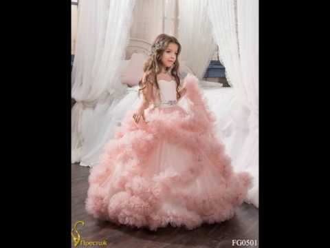 Топ 30 самых красивых детских платьев