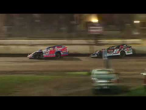 DIRTcar Summer Nationals Modifieds Fairbury American Legion Speedway June 23rd, 2018 | HIGHLIGHTS