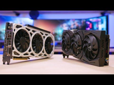 GPU WAR | ASUS ROG STRIX RTX 2080 vs. EVGA GTX 1080 Ti FTW3 GAMING