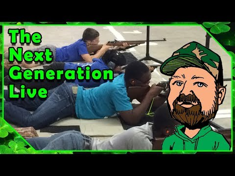 The Next Generation Live - The Mr Miyagi Approach - Youth Shooting Sports Talk - Viewer Q&A