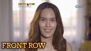 Front Row: 2018 Bb. Pilipinas candidate, nagkuwento tungkol sa weight gain niya noon