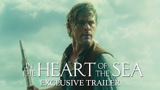 In The Heart Of The Sea - Official Trailer 3 [HD]