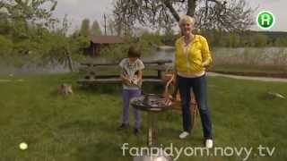Два способа быстро замариновать мясо(Наталья Аникина маринует мясо за 15 минут. При помощи газированной воды мясо для шашлыка становится сочным..., 2014-04-29T09:37:39.000Z)