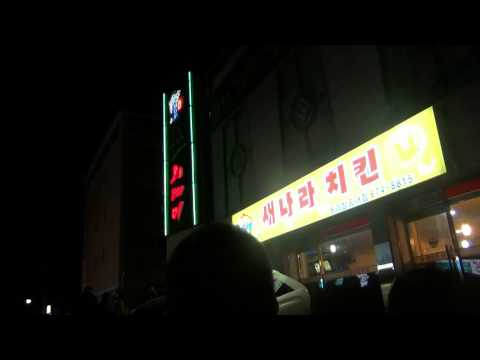 South Korea Trip Journal (02/29/12, Part 3, We walk...A lot)