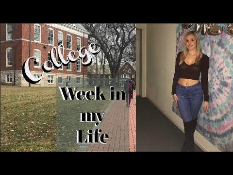 COLLEGE VLOG: syllabus week 2018 // University of Delaware