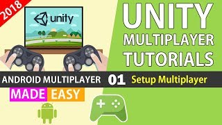 Unity Realtime Multiplayer Google Play Game Services (01)