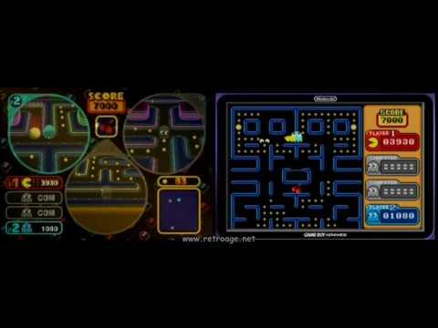 Pac-Man Vs. [GC&GBA]