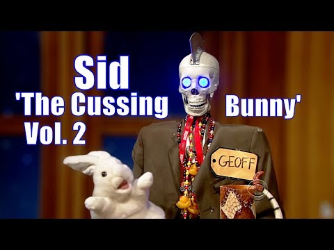 Sid, The Cussing Bunny - Vol. 2 - All Of 2011 In Chronological Order