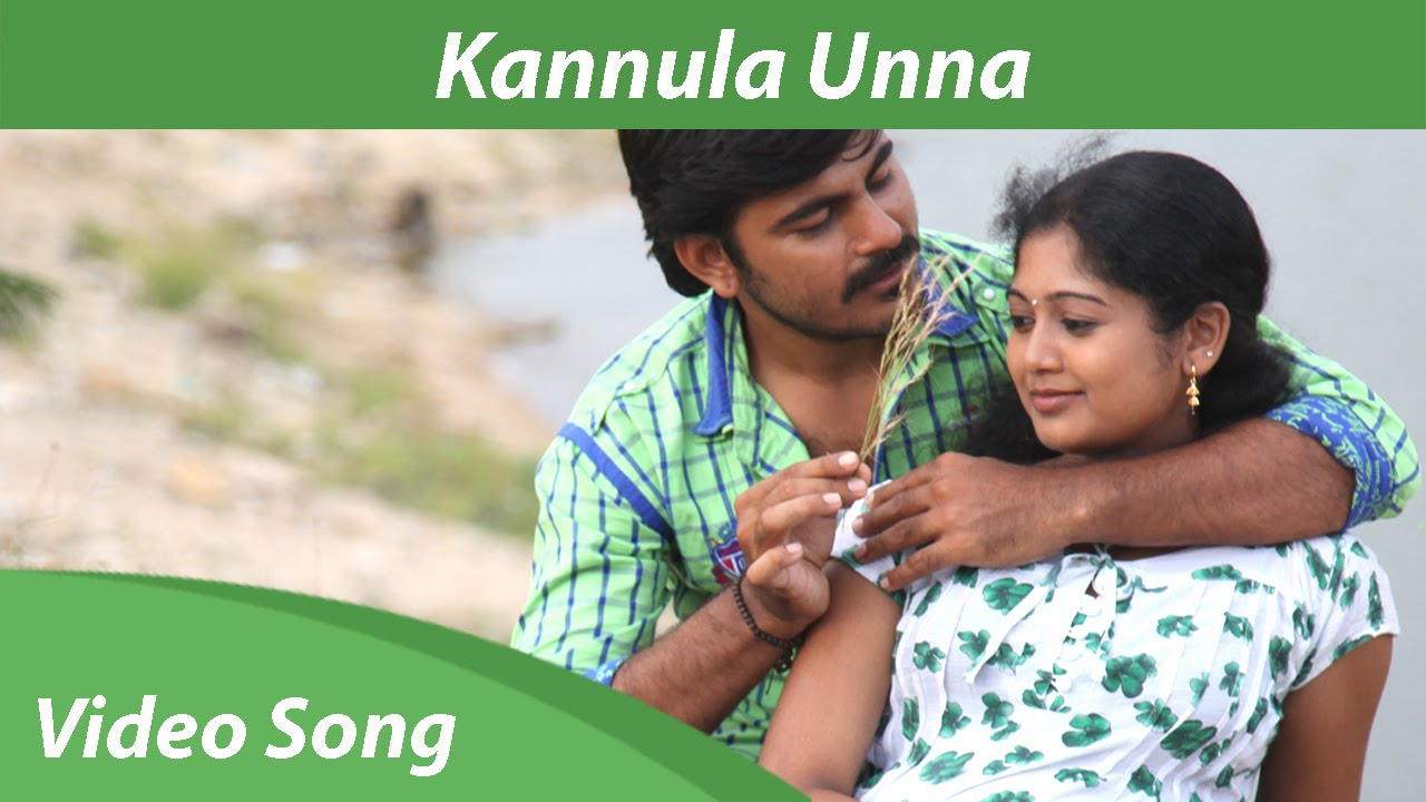 Kannula Unna Video Song Hd Aaranyam Orange Music Youtube