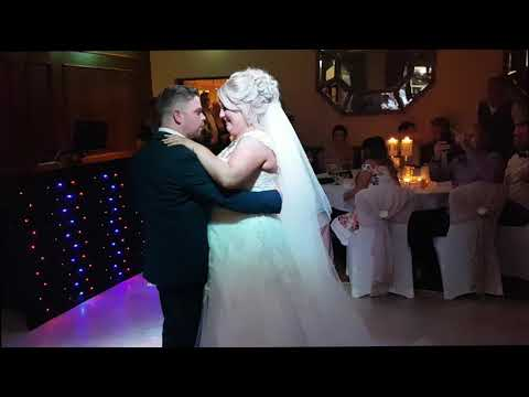 Don't Know Much | Chloe Boulton | Mr & Mrs Weetman's First Dance | Carlton Park Hotel