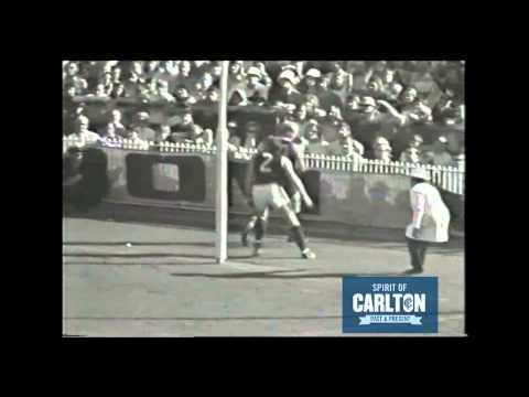 Paul Hurst - Carlton Football Club Past Player