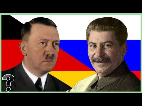 What If Hitler Teamed Up With The Soviet Union?
