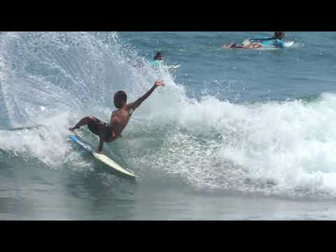 dedi santoso surf on JUSTICE SURFBOARDS  ALLY model || WOLF/BARK model || THE ACE model || new GREED