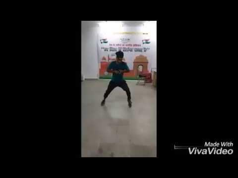 Ishq Wala Love robotic dance