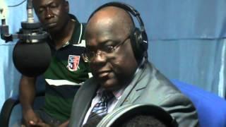FELIX TSHISEKEDI INVITE DE RADIO OKAPI A GOMA