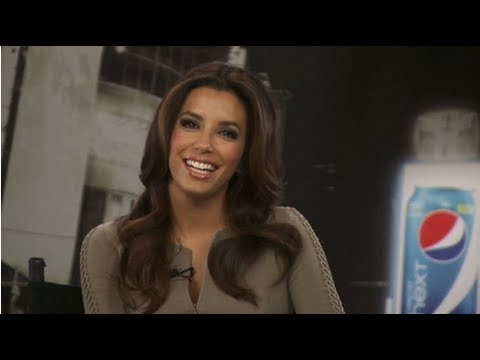Eva Longoria Wants to Work With David Beckham After Desperate Housewives