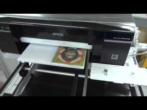 Самая дешевая прямая печать по дереву