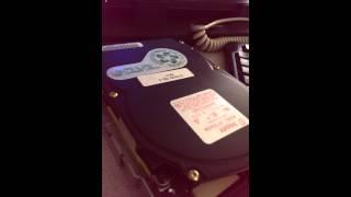Bad hard drive noises