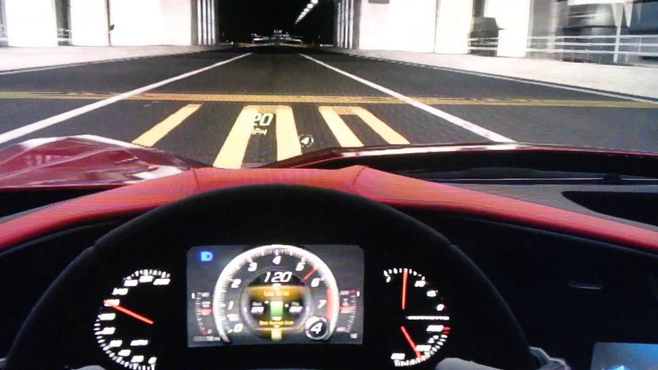 Chevrolet Corvette C7 V8 Mit Head Up Display Automatik