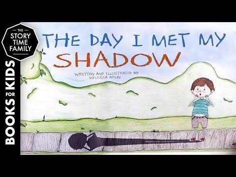 The Day I Met My Shadow   Read Aloud Children's Book