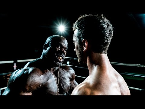 Bodybuilder VS B-Boy | Kali Muscle