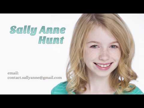 Sally Anne Hunt - 2017 Demo Reel