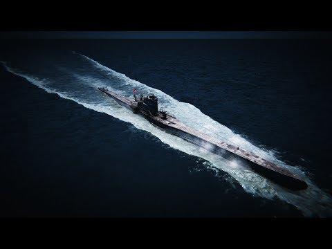 Укурки на подводной лодке! - Wolfpack