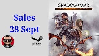 Sales and Deals 28th Sept | Low Budget Gaming