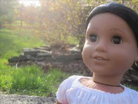 My New American Girl Josefina Doll- Photoshoot!