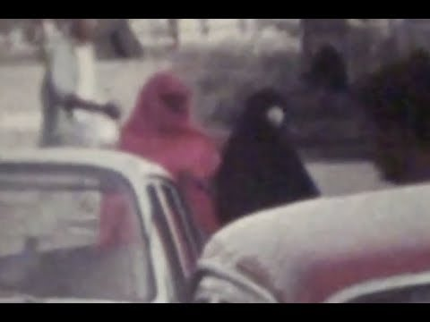 Aden 1960's Home Movies Compilation