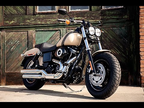 vrum moto harley davidson fat bob teste youtube. Black Bedroom Furniture Sets. Home Design Ideas