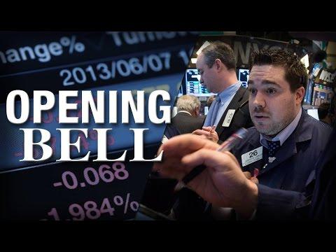 Data Heavy Week on Wall Street Ahead, U.S. Stocks Open