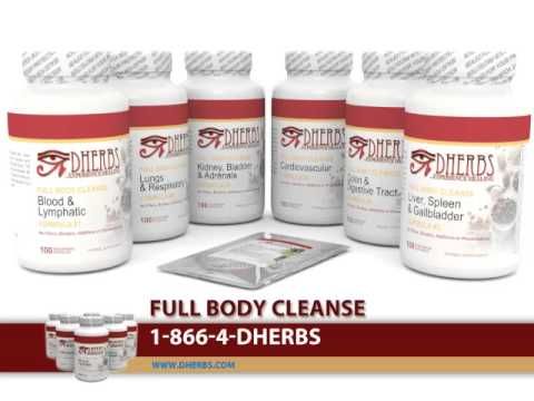 Dherbs total body cleanse