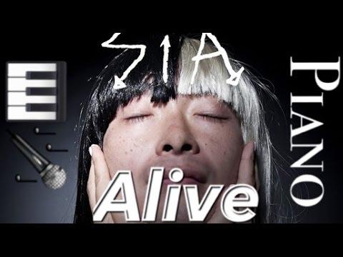 Sia Instrumental Alive