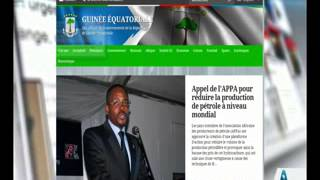 INSTITUTION EN LIGNE AFRIQ DU 08 04 2015