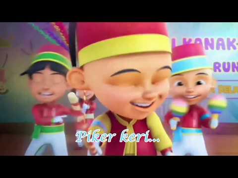 PIKIR KERI - NELLA KHARISMA | VERSI UPIN IPIN (MUSIK, LIRIK, VIDEO)