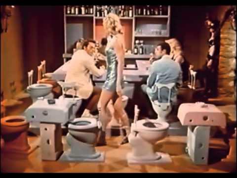 Fireball Jungle Film  Excerpt! 1968