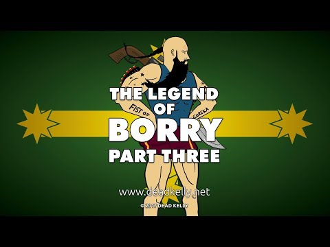 The Legend of Borry - Part 3