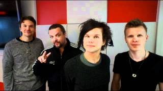 The Rasmus Radio Nova interview 10.4.2012 -listen!