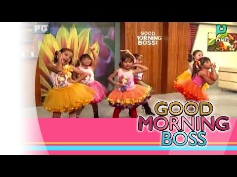 [Good Morning Boss] Performing Live: Glitter Pop Kids [01|27|16]