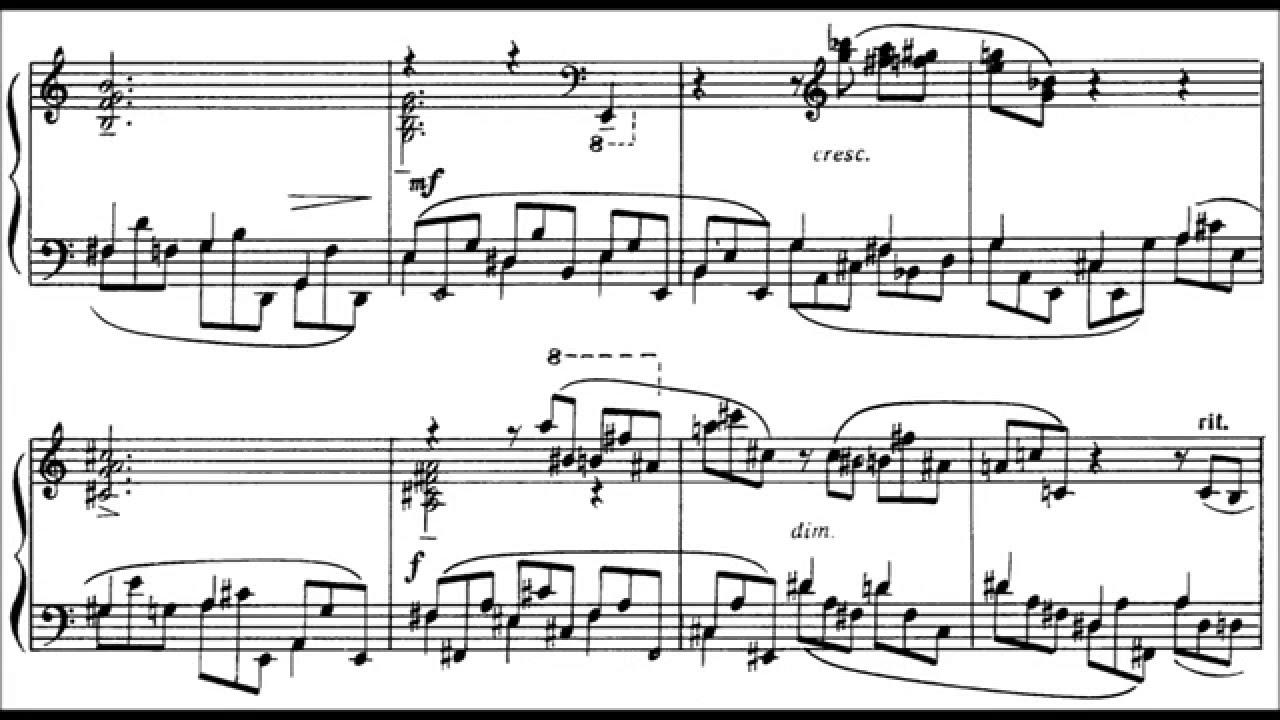 Rachmaninoff 9 Etudes Tableaux Op 39 Lugansky Hayroudinoff Sofronitsky Youtube