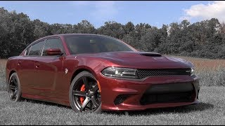 2018 Dodge Charger SRT Hellcat: Review(, 2017-09-30T12:00:01.000Z)