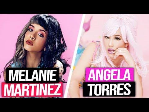Angela Torres, Czyli Kopia Melanie Martinez!