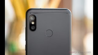 Xiaomi Mi A2 Lite Slow Motion Test 2